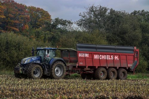 New Holland T 7.315, foto van jd7920