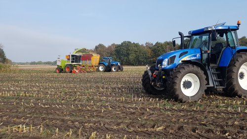 New Holland TVT 170 van Fordje4600