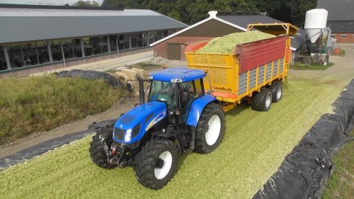 New Holland TVT 170 van joop2