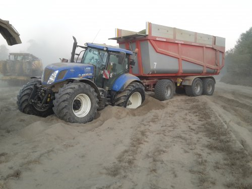 New Holland T 7.270 van TerraJohnDeerefan