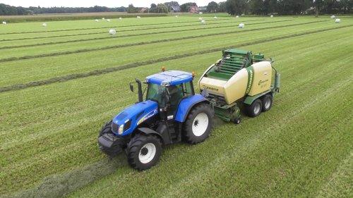 New Holland TVT 155 van joop2