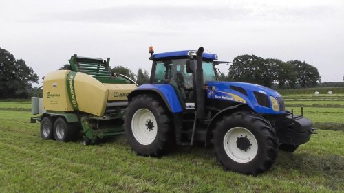 New Holland TVT 155 van joop2