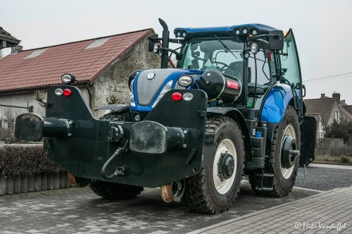 New Holland T 7.175, foto van mike_v