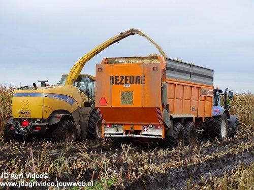 New Holland FR 9060 van JohanNunspeetElspeet