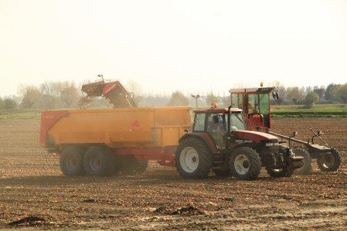 New Holland M 100 van alfredo
