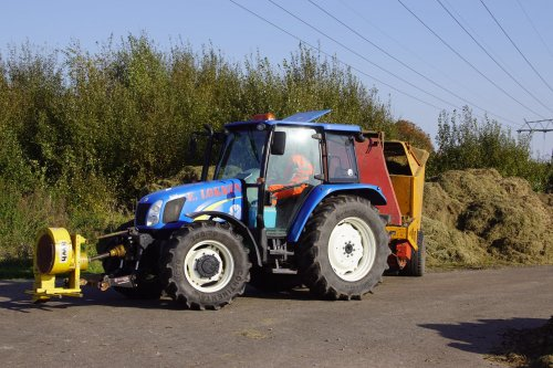 New Holland T 5050 van jans-eising