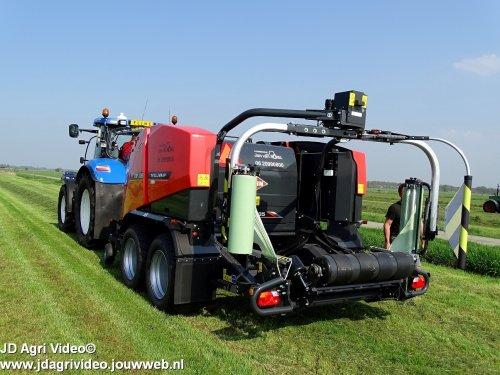 New Holland T 6050 Gen2 van JohanNunspeetElspeet