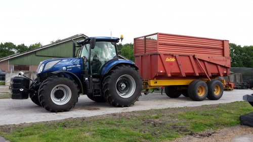 New Holland T 7.225 van cb6520