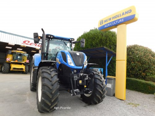 New Holland T 7.190 van Goomba80