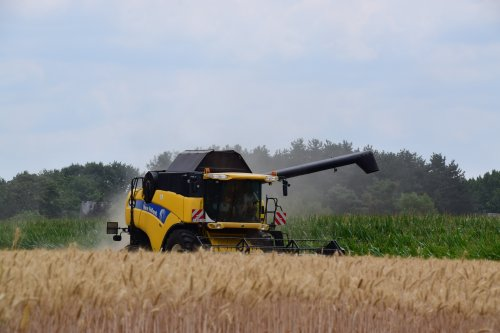 New Holland CX 8050 van jd7920