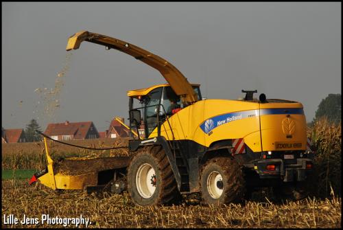 New Holland FR 9080 van Lille Jens