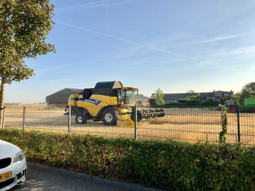 New Holland CX 780 van theovl