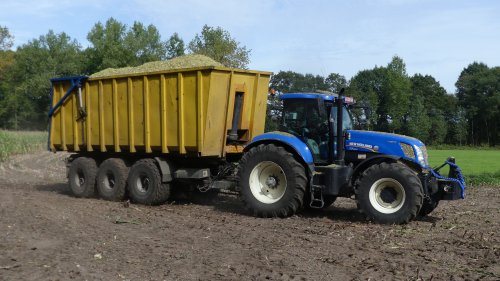 New Holland T 7.260 van XC 70