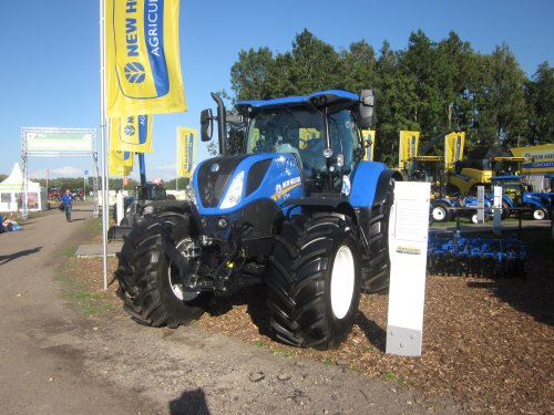 New Holland T 7.210 van jordi 1455
