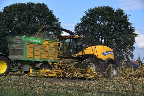 New Holland FR 780 van jd7920