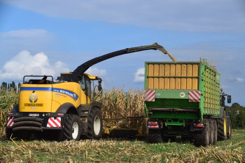 New Holland FR 780 van jd7920