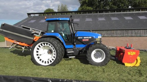 New Holland 8870 A van joop2