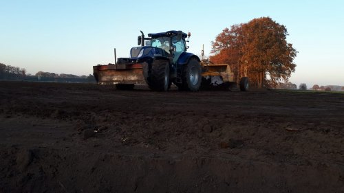 New Holland T 7.190 van g-g