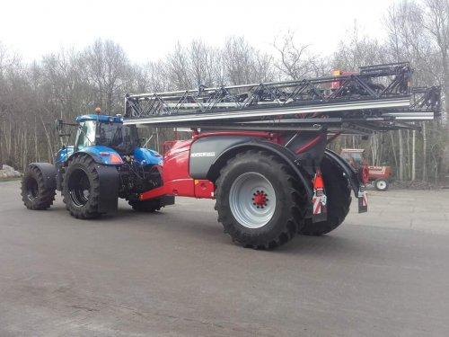 New Holland T 7.210 van fiat-powertrain