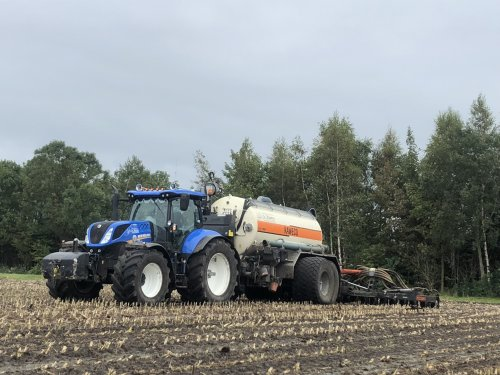 New Holland T 7.270 van Jt7250