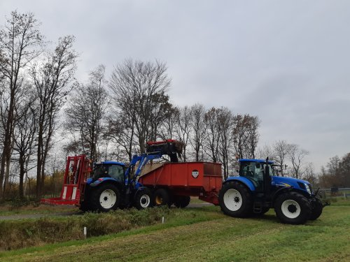 New Holland Meerdere van fan van trekkers