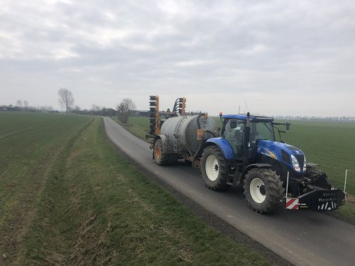 New Holland T 6030 Gen2 van johnnyboy