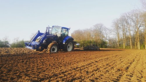 New Holland T 5.95 van jim power