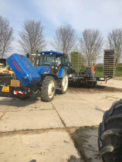 New Holland TM van Rik Engels