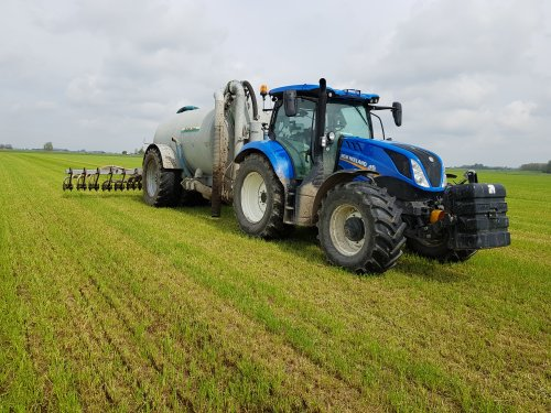 New Holland T 6.180 van gerbenhomsma