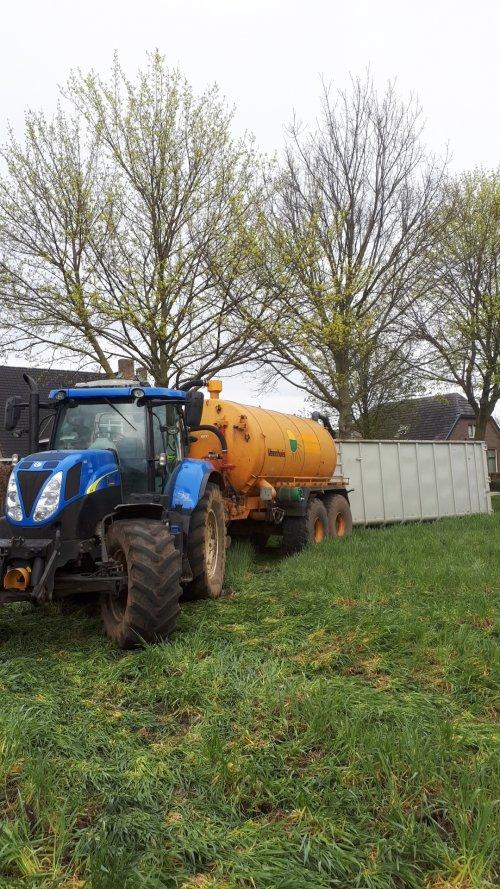 New Holland T 7.170 van dylan norde