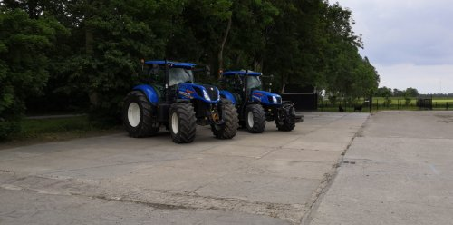 New Holland Onbekend van inter fan