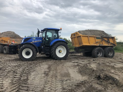New Holland T 7.230 van jellehoekstra