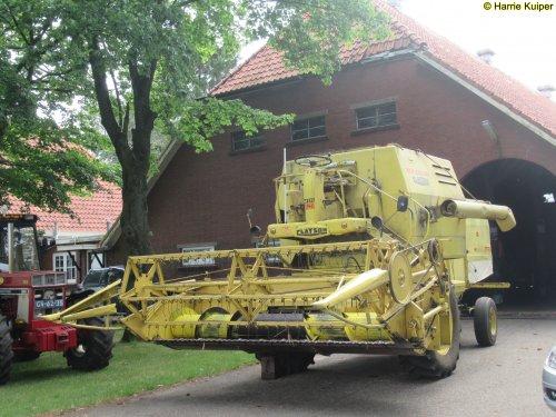 Foto van een New Holland clayson M 135.. Geplaatst door oldtimergek op 22-07-2019 om 00:13:19, op TractorFan.nl - de nummer 1 tractor foto website.