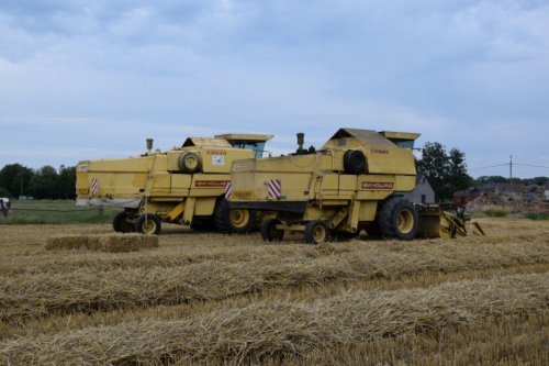 New Holland Meerdere van NH-M135