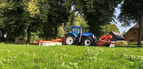 New Holland T 7.200 van HJ_