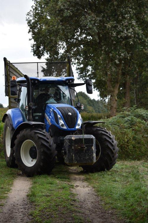 New Holland T 6.180 van jordi 1455