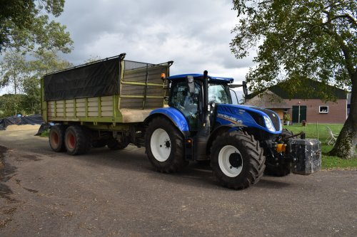 New Holland T 6.160 van jordi 1455