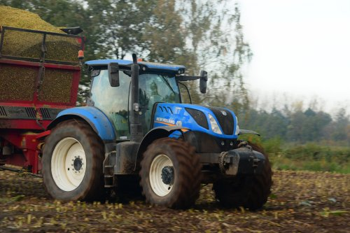 New Holland T 7.270 van jd7920