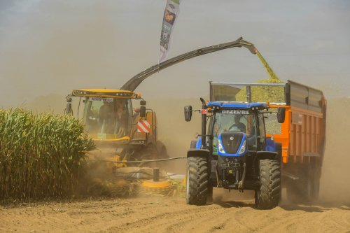 New Holland Meerdere van jd7920