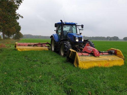 New Holland TM 135 van Jort24
