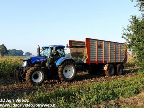 New Holland T 7.210 van JohanNunspeetElspeet