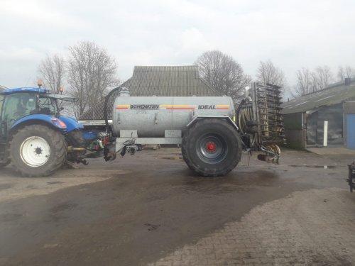 New Holland T 6030 van KlaasM