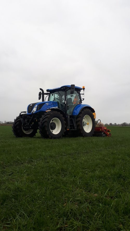 New Holland T 6.180 van dylan norde