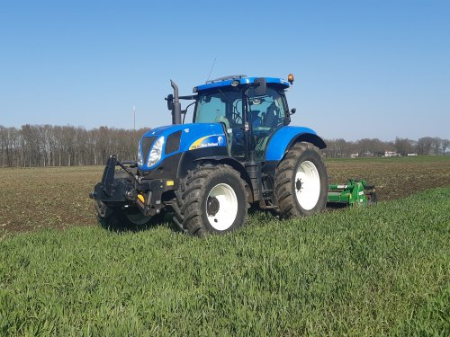 New Holland T 6030 Gen2 van new holland koen