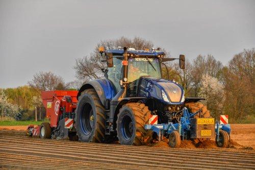 New Holland T 7.315 van jd7920