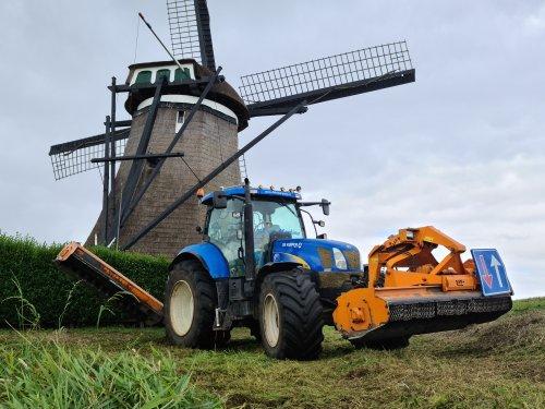 New Holland T 6080 van rubenv