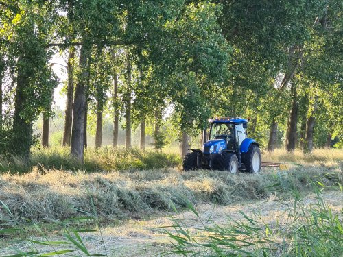 New Holland T 6080 van rubenv