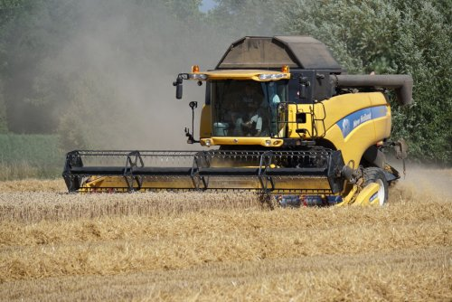 New Holland CX 860 van utwenters