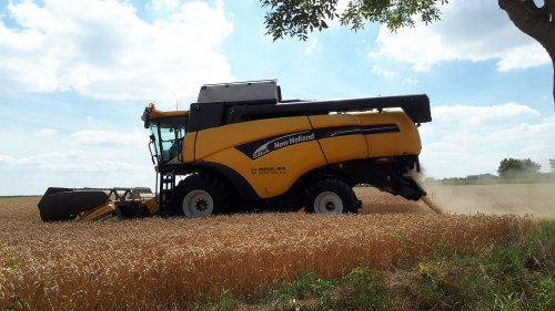 New Holland CX 780 van tombo