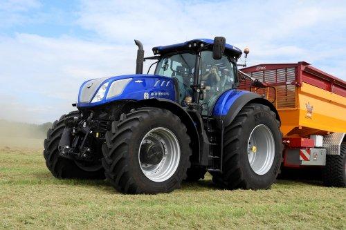 New Holland T 7.290 van pekkerietfan